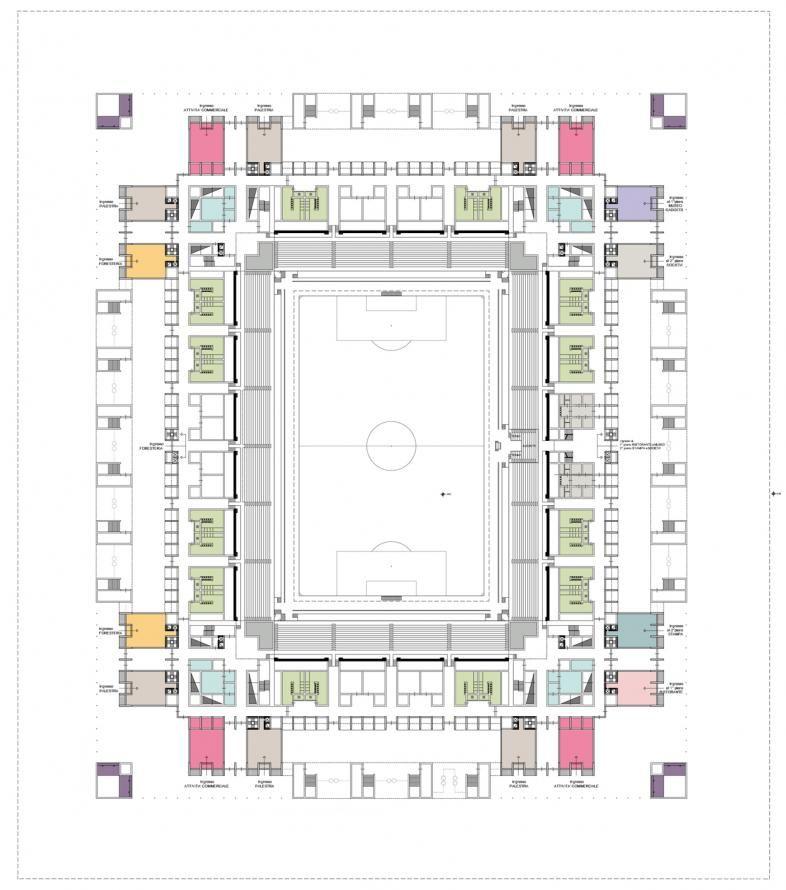 2008-2009, Un nuovo stadio per il Bologna FC 1909 al Parco ...